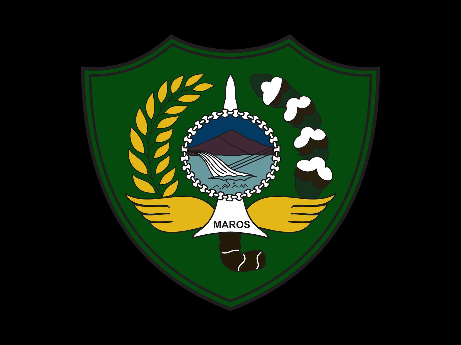 Logo Kabupaten Maros Vector Cdr Png Hd Biologizone