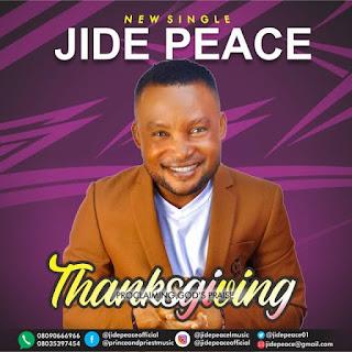Jide Peace – Thanksgiving