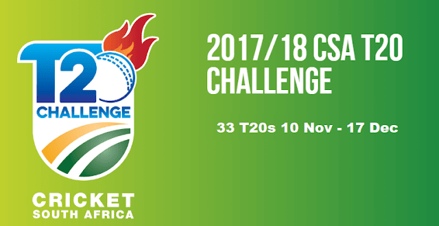 CSA T20 Challenge 2017 Predictions Betting Tips (CSA Predictions)