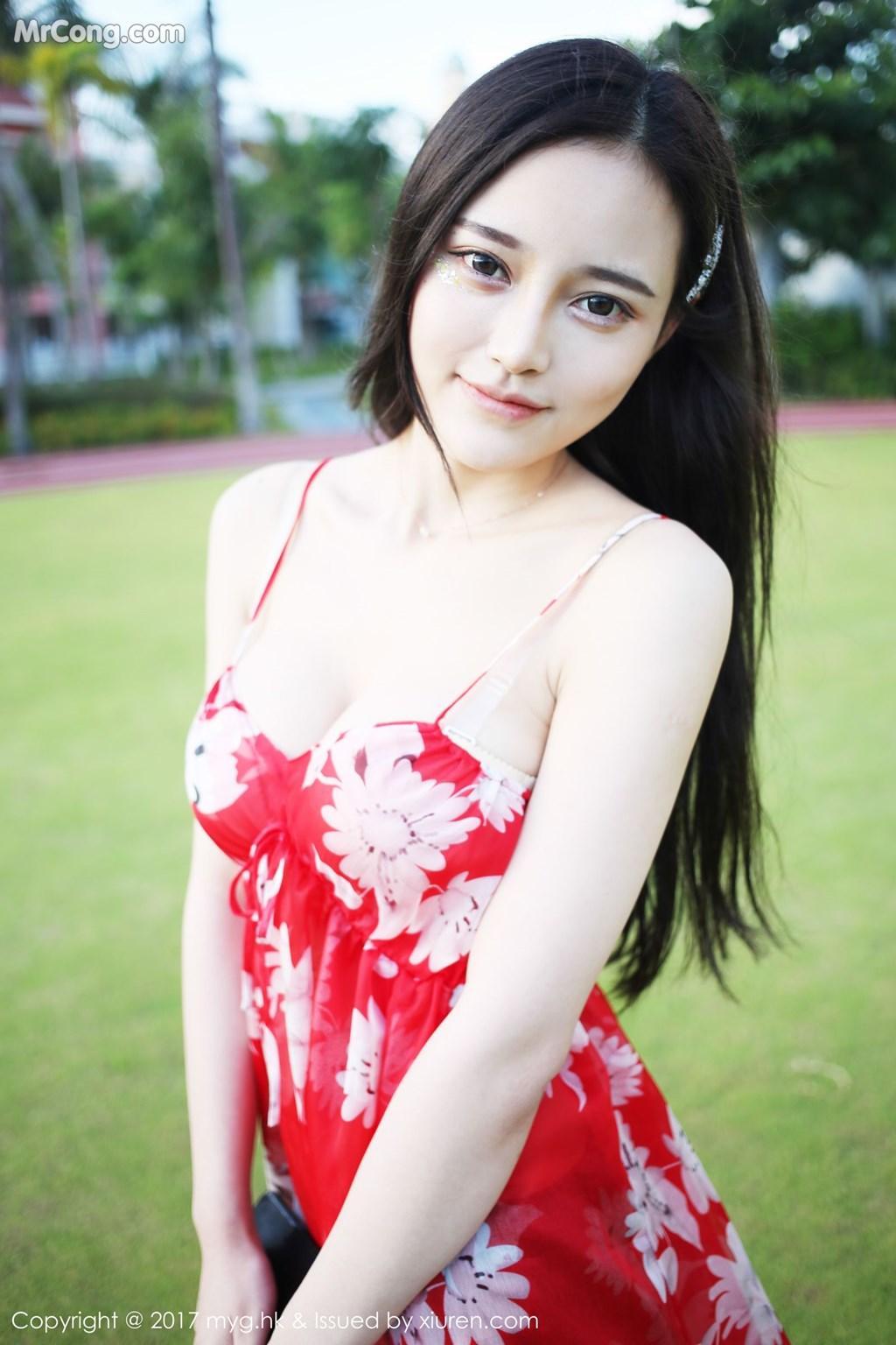 Image MyGirl-Vol.264-Tang-Qi-Er-il-MrCong.com-001 in post MyGirl Vol.264: Người mẫu Tang Qi Er (唐琪儿il) (52 ảnh)