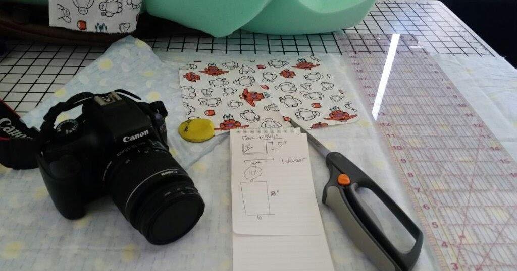 Lunagareboshi: DIY: DSLR Camera Bag