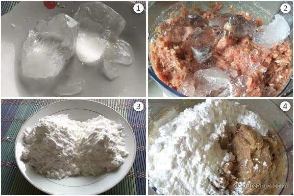 resep bakso daging sapi