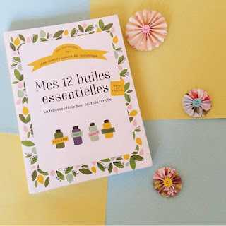 Mes 12 huiles essentielles - Jean Charles Sommerard