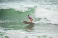 25 Zoe Grospiron Longboard Pro Biarritz foto WSL Damien Poullenot