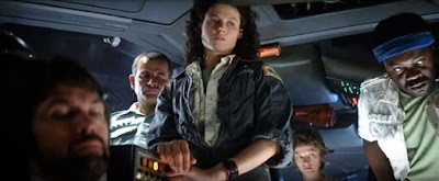 Alien - Alien el octavo pasajero - Ridley Scott - Ciencia Ficción - Cine fantástico - Cine de terror - el fancine - ÁlvaroGP