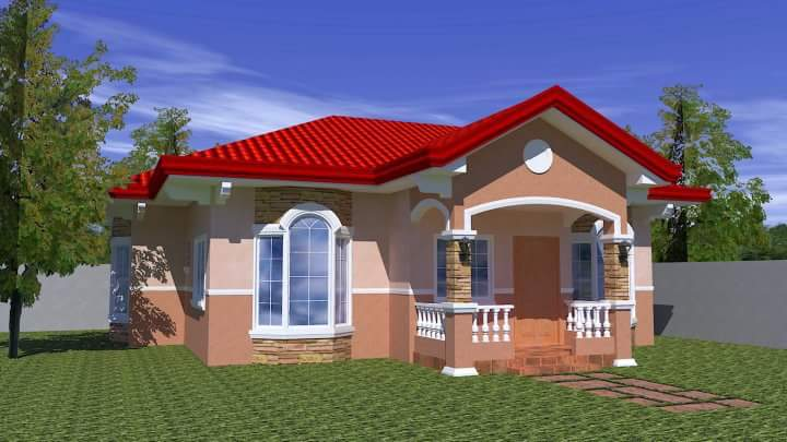 THIS SMALL BEAUTIFUL HOUSE AND FREE FLOOR PLAN LAYOUT AND