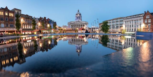Visiting Nottingham on a Budget