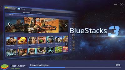 Emulator android untuk pc terbaik - Bluestack