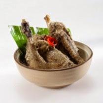 Resep Bebek Masak Putih
