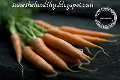 Carrots lower down the blood pressure.