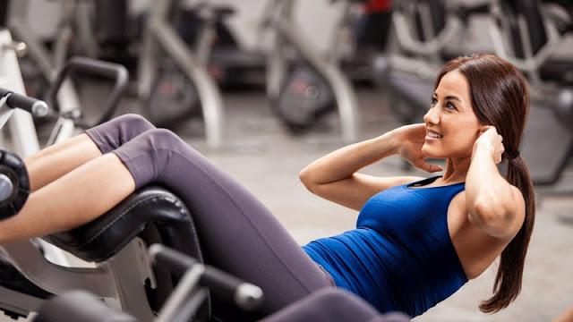 xoan co khi tap gym