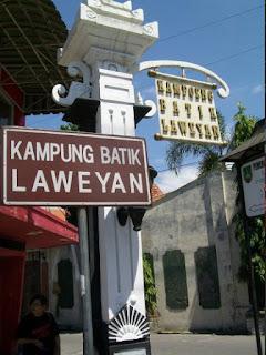 Surga Belanja Batik di Kota Solo