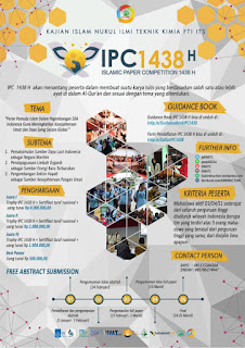ISLAMIC PAPER COMPETITION (IPC) 1438 H dari KINI ITS