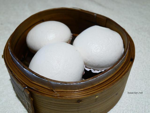 Chef Special Golden Egg Yolk Custard Bun
