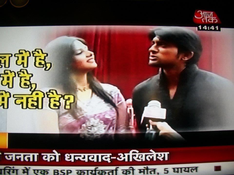 Arnav Khushi: Star Parivaar Awards 2012 Images ( New