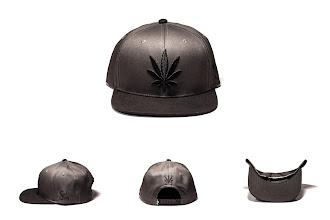 NÓN SNAPBACK Cannabis VNXK CHÍNH HÃNG CA001