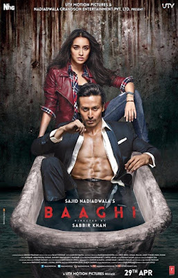 Baaghi 2016 Custom HD Sub