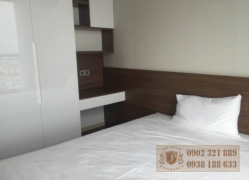 căn hộ The Prince 3PN tầng cao - phòng ngủ 2