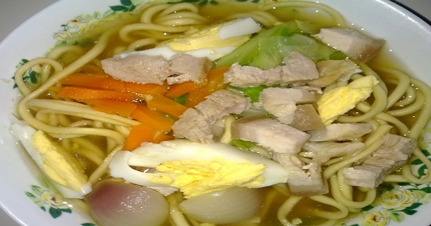 Mami Noodles Soup Recipe