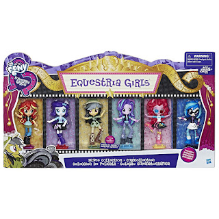4 New Equestria Girls Minis Mall Collection Sets Listed