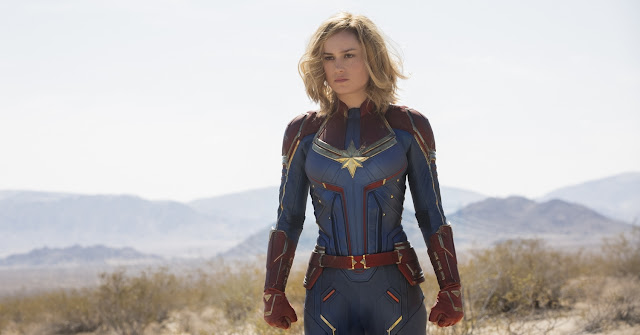 Captain Marvel – Recenze