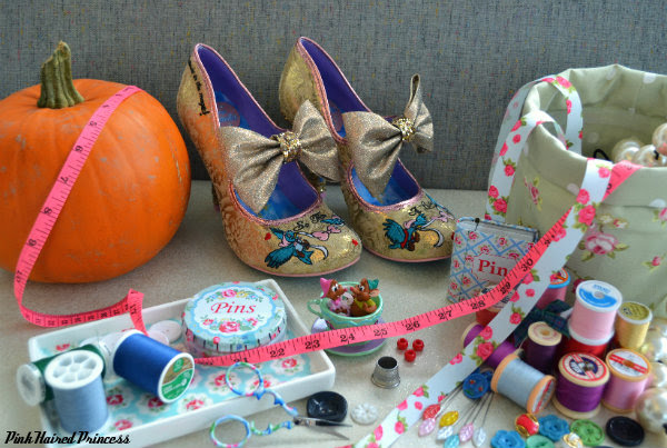 irregular choice so this is love shoes