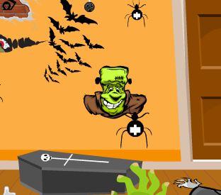 AjazGames Halloween Escap…