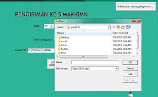 Cara Mengatasi Gagal Update Aplikasi SAIBA 4.3, SIMAK BMN 17.1 dan Persediaan 17.1