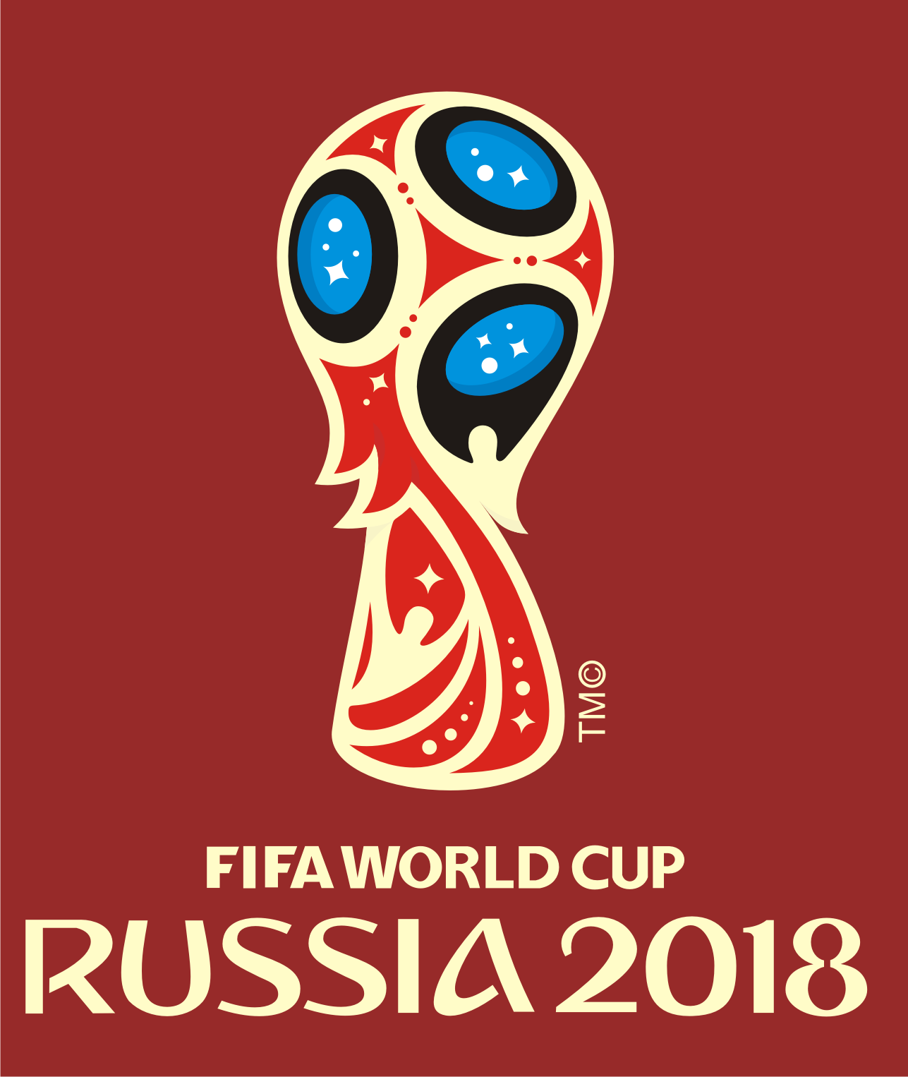 Simple Fifa World Cup 2018 - Fifa%2BWorld%2BCup%2B2018%2BLogo  Photograph_19121 .png