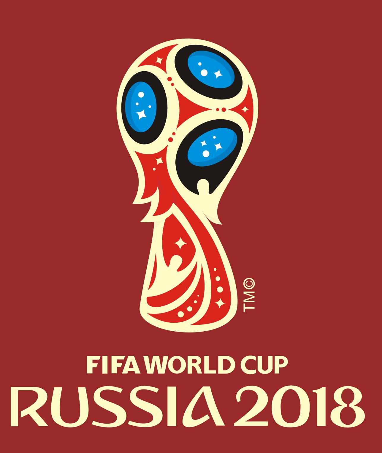 ... 2018 FIFA World Cup Logo - Free Vector CDR - Logo Lambang Indonesia