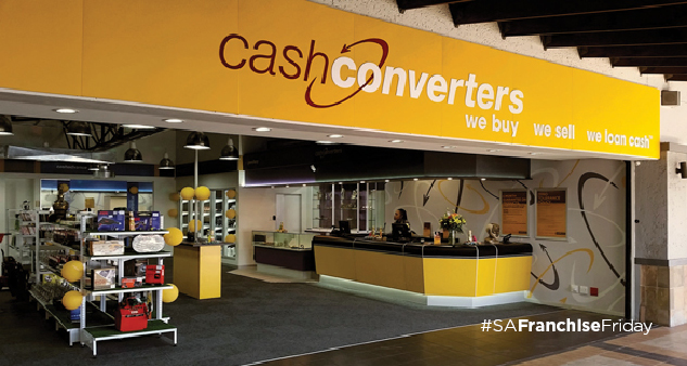Safranchisefriday Featuring Cash Converters