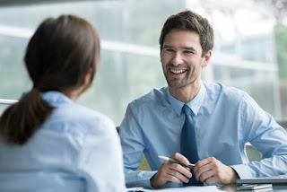Behave and Act in a Job Interview
