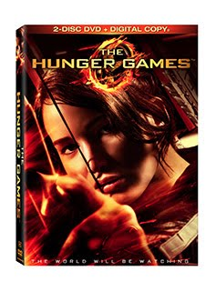 Win a Hunger Games DVD! www.hungergameslessons.com