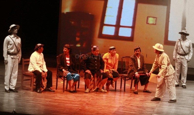 Pendidikan Drama dan Teater Nusantara di Indonesia
