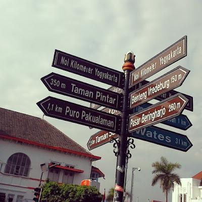 Jogja kota wisata