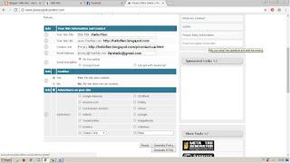 Cara Membuat Privacy Policy dan Disclaimer Pada Blog Pemula - www.helloflen.com