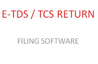 E-TDS / TCS