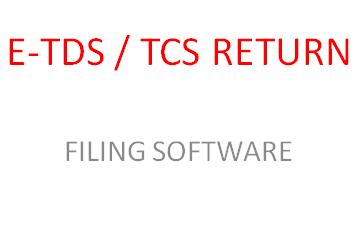 E-TDS/TCS RETURN FILING SOFTWARE NSDL ETDS/TCS - RPU 2.7 ( BASED ON JAVA PLATFORM ) / FILE VALIDATION UTILITY VERSION 6.2  / FILE VALIDATION UTILITY VERSION 2.158 / Key features of RPU 2.7 / Key features of FVU Version 6.2