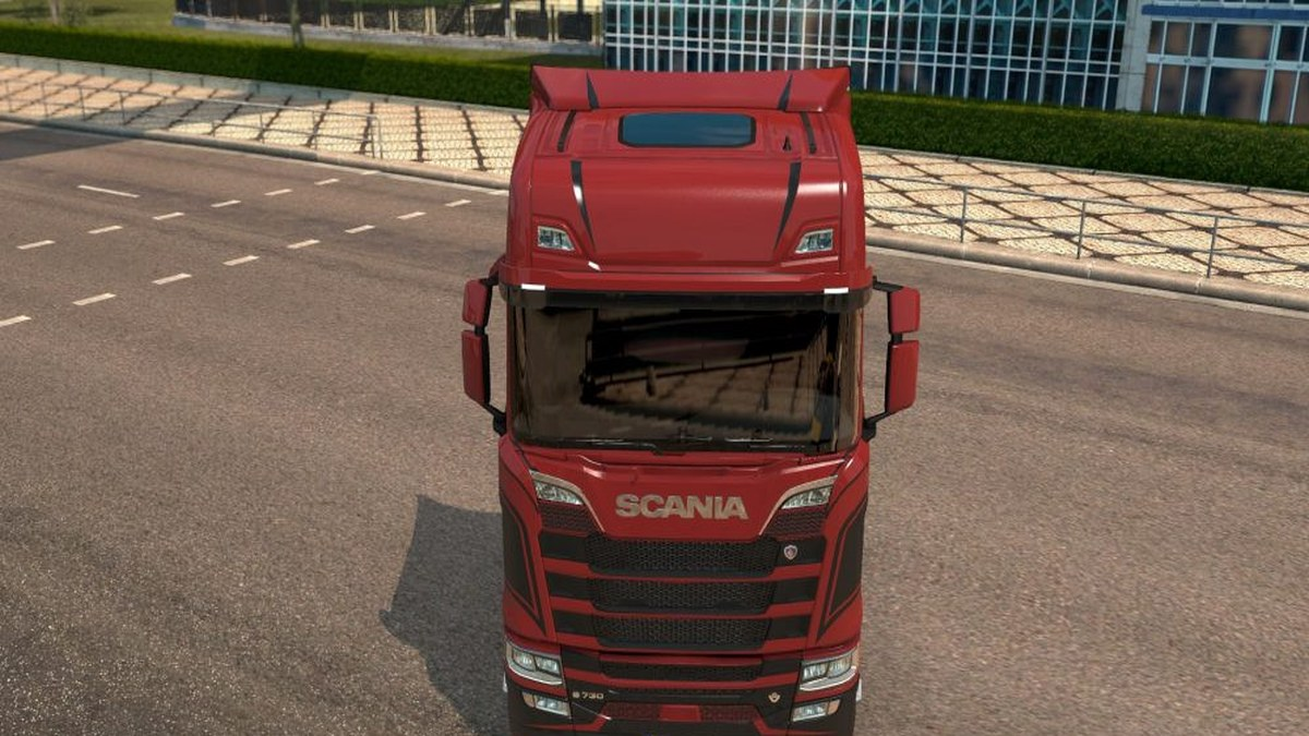 Grace Skin for Scania S