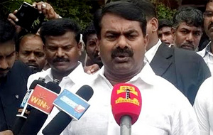 Election loss forces Seeman to change his challenge | Makkal Nala Kootani, CPM party Arunan
