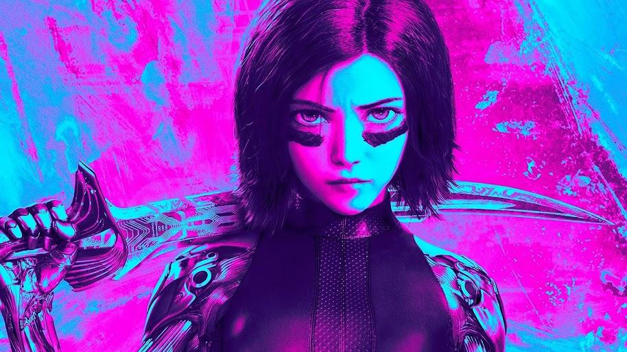 Alita: Battle Angel, Movie, 4K, #14 Wallpaper