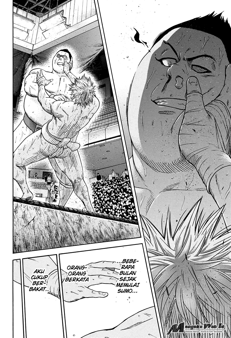 Hinomaru Zumou Chapter 142-14