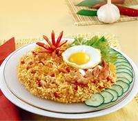 Resep Masakan Nasi Goreng Pedas Hula-Hula