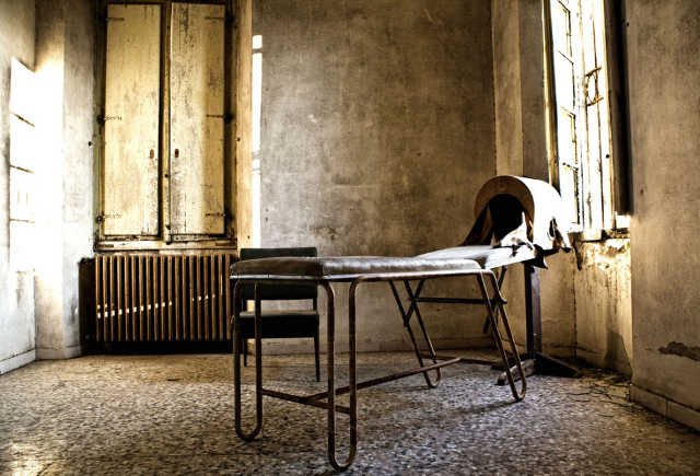 Hospital Psiquiátrico abandonado de La Toscana
