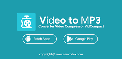 Video to MP3 Converter Video Compressor VidCompact