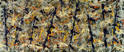 Jackson Pollock - Number 11,1952
