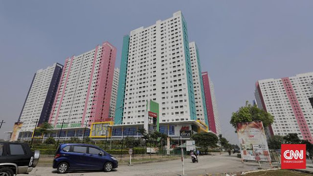 Security Service 24 Jam di Apartemen Green Pramuka City