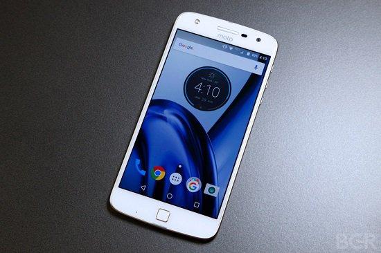 هاتف Moto Z Play Droid