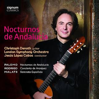 Nocturnos de Andalucia - Christoph Denoth - Signum
