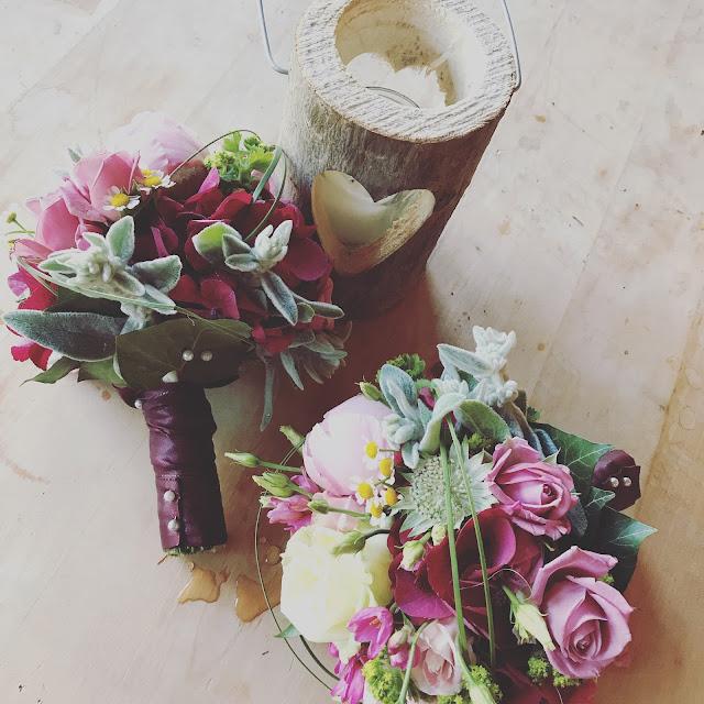 Bridal bouquet, Shades of pink, weddings abroard, mountain wedding at the lake, wedding, Bavaria, Germany, Garmisch, Riessersee Hotel, getting married in Bavaria, wedding planner Uschi Glas